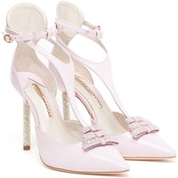 SOPHIA WEBSTER Eva Patent Leather Pumps