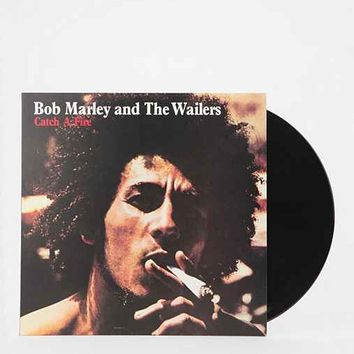 Bob Marley - Catch A Fire LP