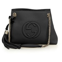 Gucci Soho Small Leather Shoulder Bag
