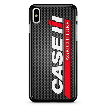 Case Ih Agriculture Carbon Plate iPhone X Case