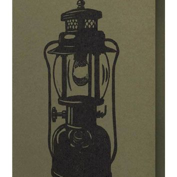 Lantern Collection - Letterpress Greeting Cards