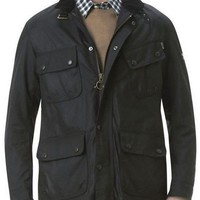 Barbour Saxony Jacket | Royal Male