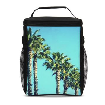 Paradise Row INSULATED LUNCH BAG II