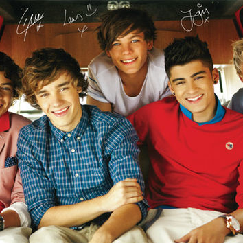 One Direction 2 Poster