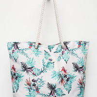 ROXY Tropical Vibe Beach Bag | Tote Bags