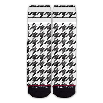 Function - Houndstooth Fashion Socks