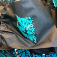 Drawstring Bag | Cheer Sport Sharks