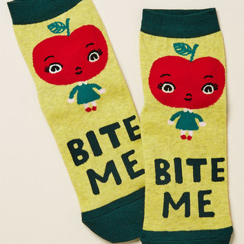 That Don't Impress Me Munch Socks