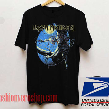 Iron Maiden fear Of The Dark Unisex adult T shirt