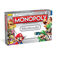 Monopoly - Nintendo Collector's Edition Board Game (New)
