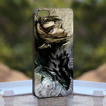 Zelda Wolf  - Design available for iPhone 4 / 4S and iPhone 5 Case - black, white and clear cases