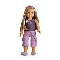 American Girl® Clothing: Isabelle's Pajamas for Dolls