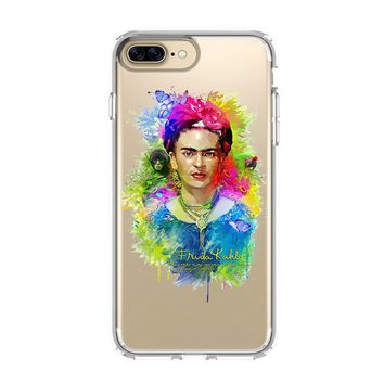 FRIDA KAHLO iPhone and Samsung Galaxy Clear Case