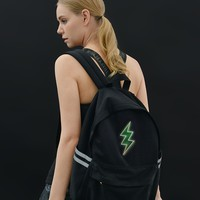 YIZI NEON Lighting Backpack