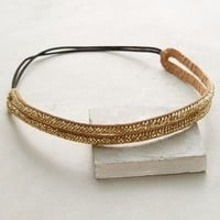 Affinity Double Headband by Anthropologie