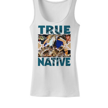 True Native American Womens Petite Tank Top