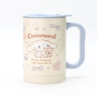 Cinnamoroll Stainless Steel Mug: Sweet