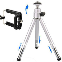 Mini Tripod Stand Holder for Mobile Cell Phone