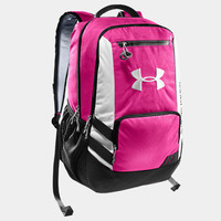 UA Hustle Storm Backpack | 1238440 | Under Armour US