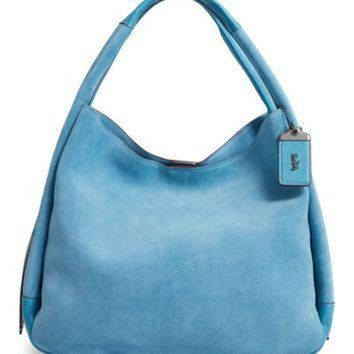 ONETOW COACH 1941 Bandit Suede Hobo & Removable Shoulder Bag | Nordstrom