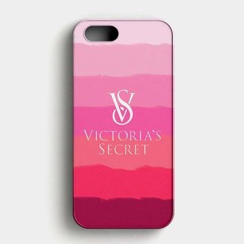 Victoria Secret Pink iPhone SE Case