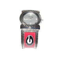 Georgia Bulldogs Cuff Watch | UGA Cuff Watch | Georgia Bulldogs Watch