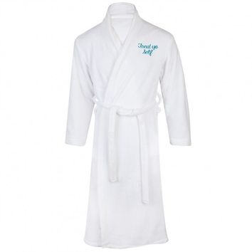 PARKS AND RECREATION TREAT YO SELF ROBE