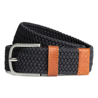 Elasticized Fabric Belt - from H&M