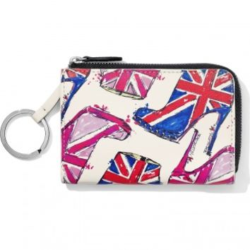 Fashionista London Bootie Keyring Coin Purse Coin Purses & Pouches