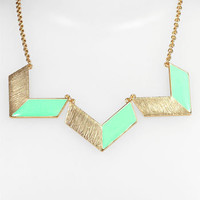 Carole Chevron Statement Necklace | Nordstrom