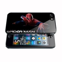 Marvel the amazing spiderman Apple iphone 5 case cover
