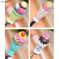 Keythemelife4pcs Coffee Dessert Spoon Teaspoon Condiment Sugar Measuring Fashion Cute Style Spoon Set for Wedding Childen Gift E
