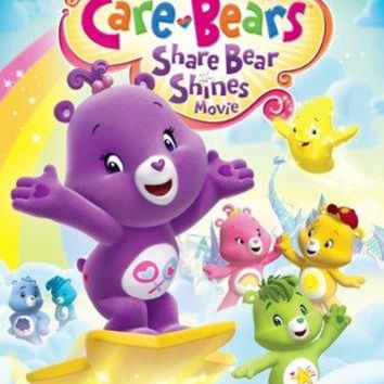 CARE BEARS: SHARE BEAR SHINES MO
