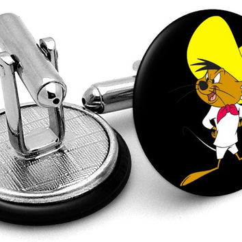 Speedy Gonzales Cufflinks