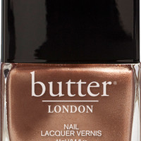 The Old Bill Nail Lacquer : Copper Nail Polish : butter LONDON
