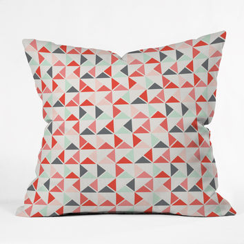Holli Zollinger Jango Throw Pillow