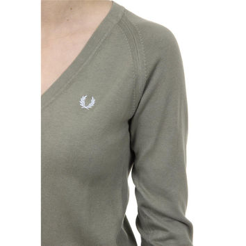Fred Perry Womens Sweater 31402073 7010