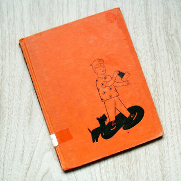Vintage School Book, See For Yourself 1950s Science Book, First Edition Childrens Picture Book