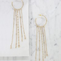 City of Angels Earring in Gold