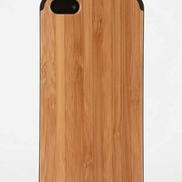 Recover Wood iPhone 5/5s Case- Light Brown One