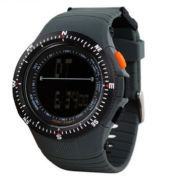 Casual Outdoor Sports Digital Watch for Men Army Style Watches Best Gift