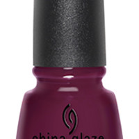China Glaze - Purr-Fect Plum 0.5 oz - #80496