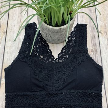 Give Me A Hint Bralette