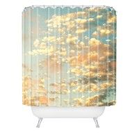 Shannon Clark Softly Shower Curtain