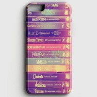 All Of Books Disney And Friends iPhone 6/6S Case