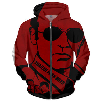 Official Trailer Park Boys Hoodie