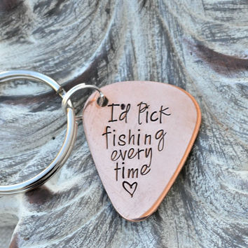 First christmas gift - Anniversary gift for men - Father's Day gift ideas - mens one year anniversary - Fishing Gifts - Gift for Groom
