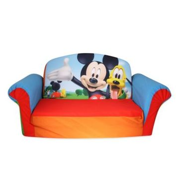 Spin Master™ Marshmallow Mickey Mouse Flip-Open Sofa