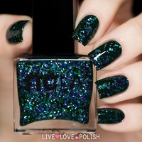NCLA Emerald Bay Nail Polish (Black Market Collection)