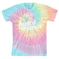 FBR Just Records Tie Dye T-Shirt